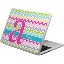 Colorful Chevron Laptop Skin - Custom Sized (Personalized)
