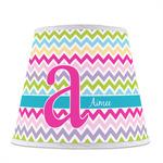 Colorful Chevron Empire Lamp Shade (Personalized)