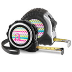 Colorful Chevron Tape Measure (Personalized)