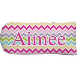 Colorful Chevron Putter Cover (Personalized)