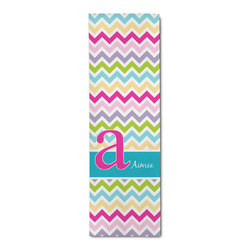 Colorful Chevron Runner Rug - 3.66'x8' (Personalized)