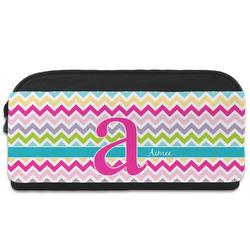 Colorful Chevron Shoe Bag (Personalized)