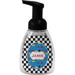 Checkers & Racecars Foam Soap Dispenser (Personalized)