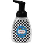 Checkers & Racecars Foam Soap Dispenser (Personalized)