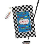 Checkers & Racecars Golf Towel Gift Set (Personalized)