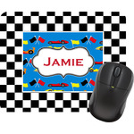 Checkers & Racecars Mouse Pad (Personalized)