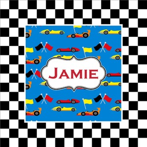 Checkers & Racecars