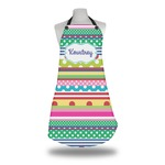 Ribbons Apron (Personalized)