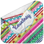 Ribbons Baby Hooded Towel (Personalized)