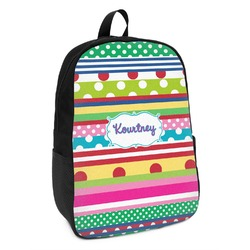 Ribbons Kids Backpack (Personalized)
