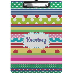 Ribbons Clipboard (Personalized)