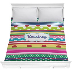 Ribbons Comforter (Personalized)