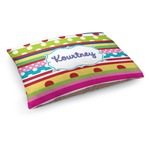 Ribbons Dog Bed (Personalized)