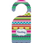 Ribbons Door Hanger (Personalized)