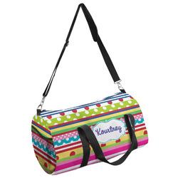 Ribbons Duffel Bag (Personalized)