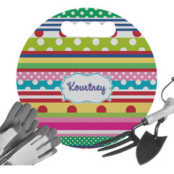 Ribbons Gardening Knee Cushion (Personalized)