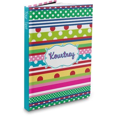 Ribbons Hardbound Journal (Personalized)