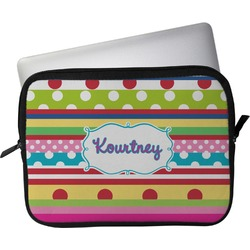 """Ribbons Laptop Sleeve / Case - 13"""" (Personalized)"""