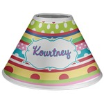 Ribbons Coolie Lamp Shade (Personalized)