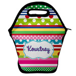 Ribbons Lunch Bag (Personalized)
