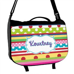 Ribbons Messenger Bag (Personalized)