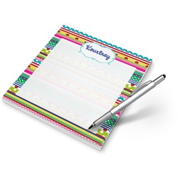 Ribbons Notepad (Personalized)