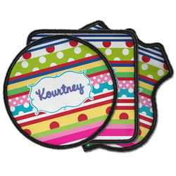 Ribbons Iron on Patches (Personalized)