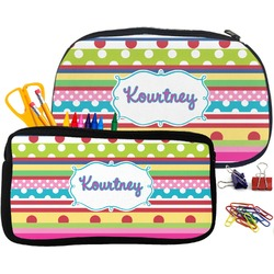 Ribbons Pencil / School Supplies Bag (Personalized)