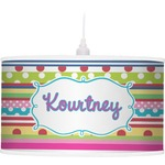Ribbons Pendant Lamp (Personalized)