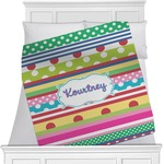 Ribbons Blanket (Personalized)