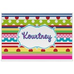 Ribbons Placemat (Laminated) (Personalized)
