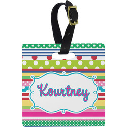 Ribbons Luggage Tags (Personalized)