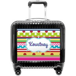 Ribbons Pilot / Flight Suitcase (Personalized)