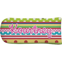 Ribbons Putter Cover (Personalized)