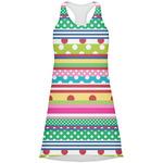 Ribbons Racerback Dress (Personalized)