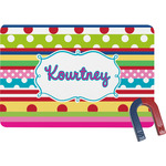 Ribbons Rectangular Fridge Magnet (Personalized)