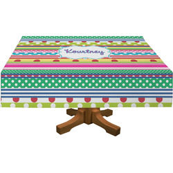 Ribbons Tablecloth (Personalized)