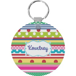 Ribbons Keychains - FRP (Personalized)