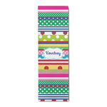 Ribbons Runner Rug - 3.66'x8' (Personalized)