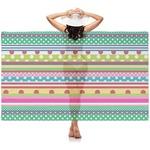 Ribbons Sheer Sarong (Personalized)