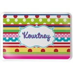 Ribbons Serving Tray (Personalized)