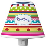 Ribbons Shade Night Light (Personalized)
