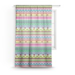 Ribbons Sheer Curtains (Personalized)