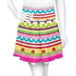 Ribbons Skater Skirt (Personalized)