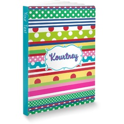 Ribbons Softbound Notebook (Personalized)