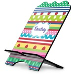 Ribbons Stylized Tablet Stand (Personalized)