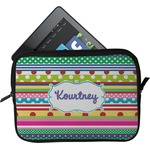 Ribbons Tablet Case / Sleeve (Personalized)