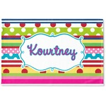 Ribbons Woven Mat (Personalized)