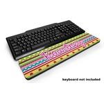 Ribbons Keyboard Wrist Rest (Personalized)