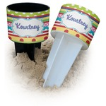 Ribbons Beach Spiker Drink Holder (Personalized)